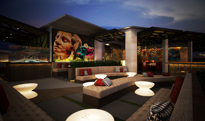 A High Energy Oasis On Top Of The Building Taking Jakartas Nightlife To New Level Prepare For An Unforgettable Journey Clouds In August 2013